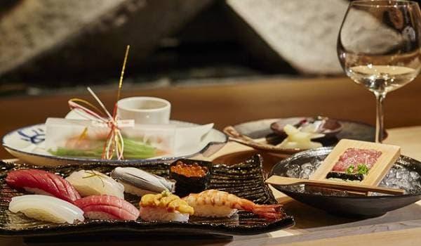 寿司、刺身