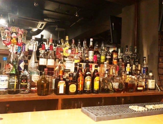 様々な銘柄のお酒